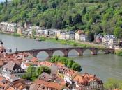 Puente viejo Heidelberg. Alemania