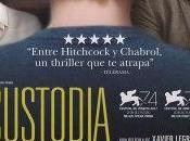"""Directo estómago Crítica """"Custodia compartida"""" (2017)"""