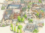 Studio Ghibli presenta primeras imágenes conceptuales parque temático