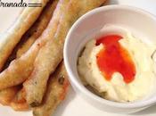 Habichuelas verdes tempura, Juego blogueros