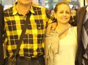 escritor disidente Ángel Santiesteban logra viajar Bogotá.