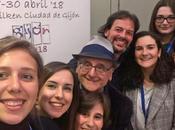 Congreso Escritores: desde Gijón (mucho) amor