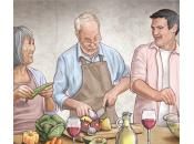 lucha dieta mediterránea contra fragilidad.