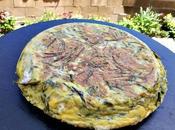 Tortilla espárragos