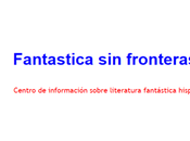 Fantástica frontera, blog informativo literatura fantástica hispanoamericana