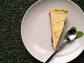 Tarta queso chocolate jengibre