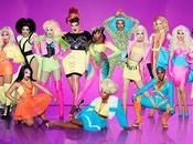 Crítica primera mitad RuPaul's Drag Race: shade pink lemonade