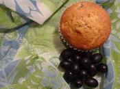 Muffins raisins grapes muffins uvas مافن بالعنب