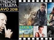 "Estrenos Semana Mayo 2018 Podcast 4x32 Perfil Hitchcock"""