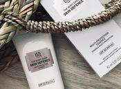 body shop: skin defense ++++
