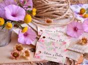 Detalles para bodas, saquitos aromáticos rústicos.