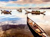 Explorando laguna Giang