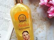 Limpiador facial arnica para cutis acne