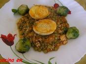 Abeyos pollo huevos