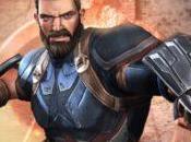 Capitán América Vengadores: Infinity Marvel Contest Champions