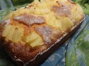 Gâteau l'ananas pineapple cake bizcocho piña الاناناس