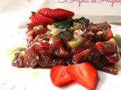 Tartar atun rojo almabraba frutas