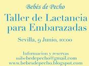 Curso Lactancia para embarazadas Sevilla