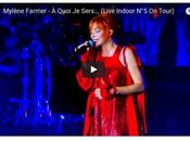 PlayList mejores éxitos excepcional cantante franco-canadiense, Mylène Farmer.