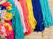 sencillos para colorido aire boho decoración