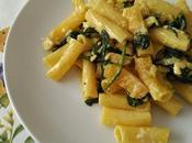 Gratinado pasta, pollo espinacas recetas, bloguers