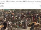 escasez agua, amenaza real planeta