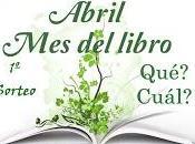 Ganadores sorteo Abril Libro