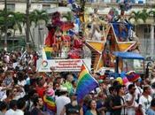 "Cuba. Habana baila ""conga"" anual defensa derechos LGBTI"