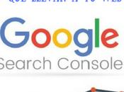 Cómo búsquedas orgánicas Google Search Console
