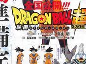revelado diseños personajes para película Dragón Ball Super