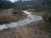 Arroyos estacionales Sierra Norte