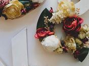 letras mármol flores ¡Perfectas para boda!