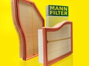 Formas personalizadas filtro aire Flexline MANN-FILTER