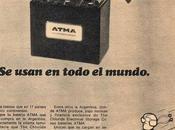 sobre baterías ATMA