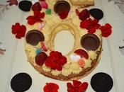 Tarta Adikosh (tarta números letras)
