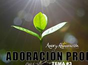 Adoración Profunda Tema Adoradores espíritu verdad