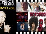 "Estrenos Semana Mayo 2018 Podcast 4x34 Perfil Hitchcock"""