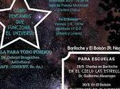 """""""Semana Astronomía"""" Bariloche Bolsón"""