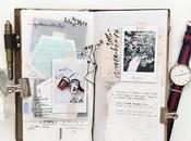 propio álbum scrapbook Polaroid Instax Mini