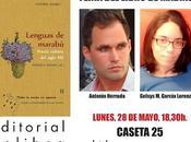 Antología Lenguas marabú. Poesía cubana siglo Feria libro Madrid