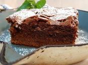 Brownie TACC: dulce tentación