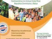 Becas para maestría CATIE, Costa Rica