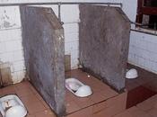 China libre: aseos públicos, arte baño
