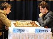 Aronian gana Torneo Amber ajedrez rápido ciega