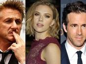 ¡Scarlett Johansson pillada Sean Penn!