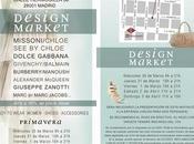 """Design Market MAD. """"Happening Moda"""" conmociona Madrid. Desde miercoles Marzo."""