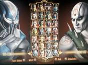 plantilla luchadores nuevo Mortal Kombat desvelada