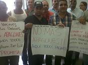 """Torito"""" encabeza protesta contra Edenorte"""