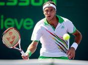Miami: Mónaco garra, cayeron ante Federer