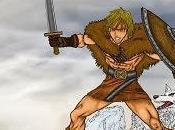 Erik, hijo Árkhelan. amanecer guerrero, Miguel Ángel Jordán.